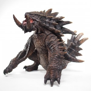 PREORDER - CCP Monster Hunter Giga Soft Vinyl Series Vol.3 Akantor Figure (brown)