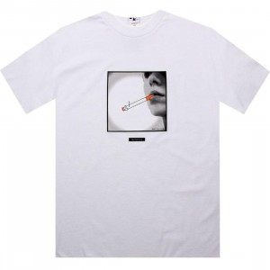 Akomplice Innocent Bystander Tee (white)