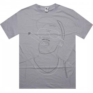Akomplice Champion Tee (silver / grey) - PYS.com Exclusive