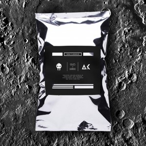 Akomplice x MF DOOM Men Mystery Apparel Pack - Part 2 (silver)