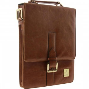 Akomplice Laptop Bag (brown)