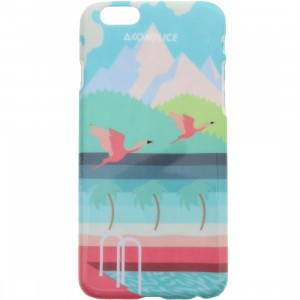 Akomplice Mingo Takeover iPhone 6 Case (pink)
