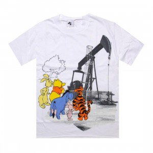Akomplice Oiled Tee (white)