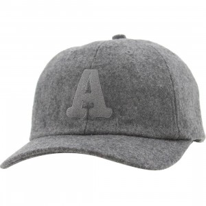 Akomplice Old Era Fitted Cap (grey)