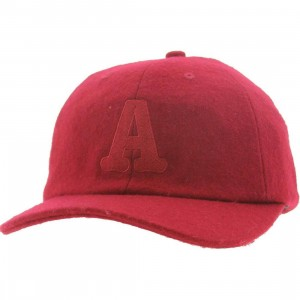 Akomplice Old Era Fitted Cap (maroon)
