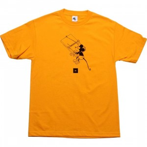 Akomplice The Real Mick Tee (gold)
