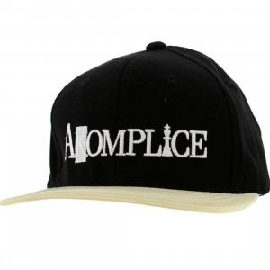Akomplice Sunny Daze Color Change Snapback Cap (black / yellow)