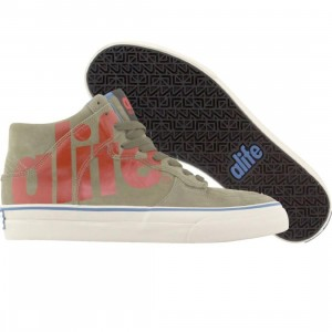 ALIFE Everybody High - Toy (olive)