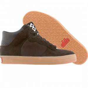 ALIFE Everybody High Afghan - Suede (brown)