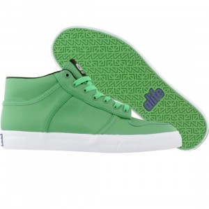 ALIFE Women Everybody Mid Pro - Leather (green)