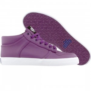 ALIFE Women Everybody Mid Pro - Leather (purple)