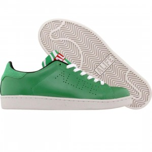 ALIFE Court Cup - Leather (green)