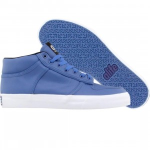 ALIFE Women Everybody Mid Pro - Leather (blue)