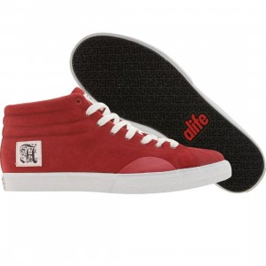 ALIFE Shell Toe - Shell Toe (red)