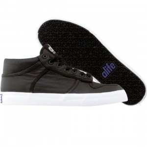 ALIFE Women Everybody Mid Pro - Leather (black / black)