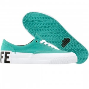 ALIFE Women Public Outrage Canvas (green)