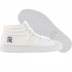 ALIFE Women Shell Toe Canvas (white)
