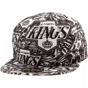 American Needle Los Angeles Kings Inkwell Cap (white)