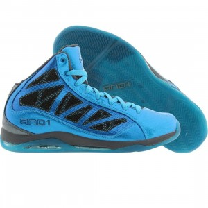 AND1 Men Entourage Mid Water - 5 Elements Pack (electric blue / shadow)
