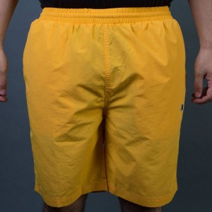 Undefeated Men Coping Shorts (yellow)