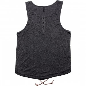 ARSNL Oracle Tank Top (black speckle)