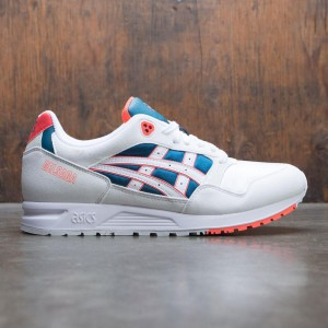 Asics Tiger Men Gel-Saga (white / flash coral)
