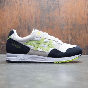 Asics Tiger Men Gel Saga (white / flash yellow)