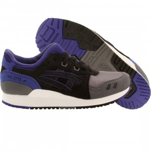 Asics Tiger Big Kids Gel Lyte III GS (black)