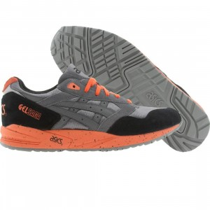Asics Tiger Men Gel-Saga (grey / orange)