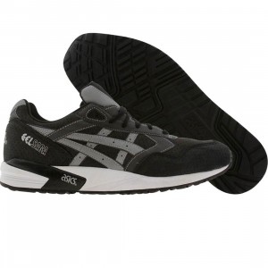 BAIT x Asics Tiger Gel-Saga Premium 3M Rings Pack - Black Ring (black / grey)