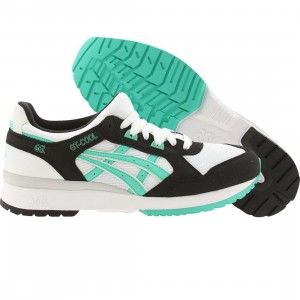 Asics Tiger Men GT-Cool (white / turquoise)