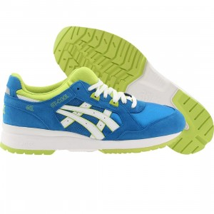 Asics Tiger Men GT-Cool (blue / mid blue / lime)