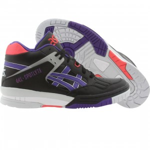 Asics Tiger Men Gel-Spotlyte (black / purple)