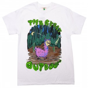 After School Special Men The Great Outdoors Tee (white)