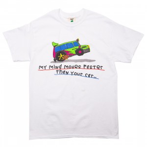 After School Special Men My Mind Tee (white)