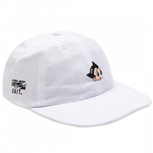BAIT x Astro Boy Head Dad Cap (white)