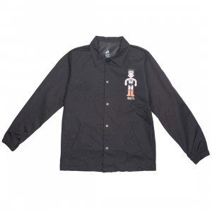 BAIT x Astro Boy Men 7 Special Powers Coaches Jacket (black)