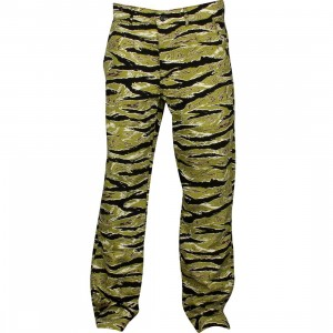 BAIT Basics Chino Pants (camo / tiger camo)