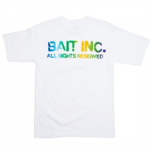 BAIT Men BAIT Inc Tee (white)