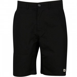 BAIT Basics Chino Shorts (black)