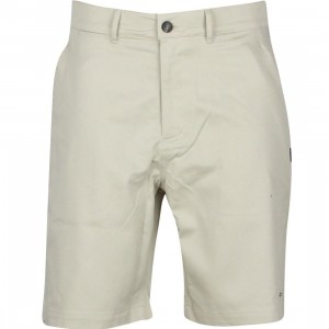 BAIT Basics Chino Shorts (khaki / light khaki)