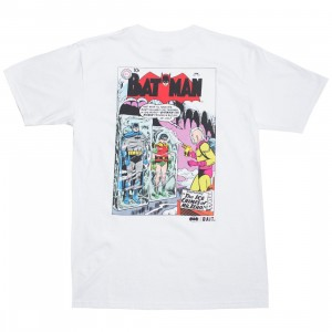 BAIT x Batman Men Ice Crimes Tee (white)
