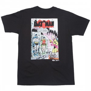 BAIT x Batman Men Ice Crimes Tee (black)