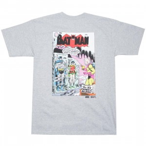 BAIT x Batman Men Ice Crimes Tee (gray / heather)