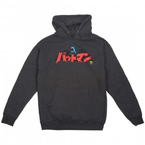 BAIT x Batman Men Japan Hoody (gray / charcoal)