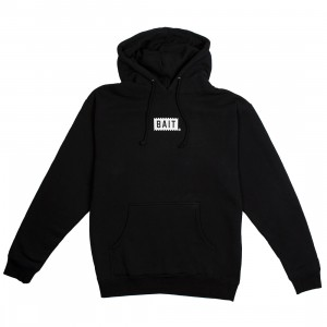 BAIT Men Bite Logo Hoody (black)