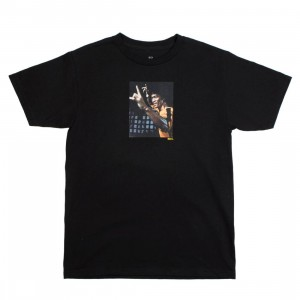 BAIT x Bruce Lee Men Game of Death Tee (black)