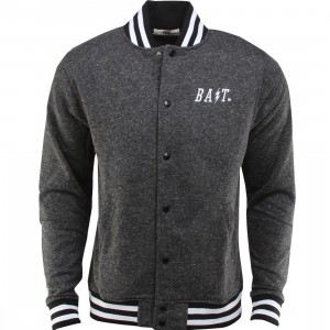 BAIT Baseball Jacket (black)