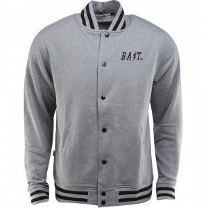 BAIT Baseball Jacket (gray)