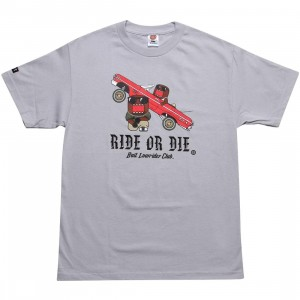 BAIT x Domo Low Rider Tee (silver)